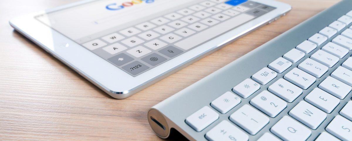 Résultats de recherche google - Optimisation de site web